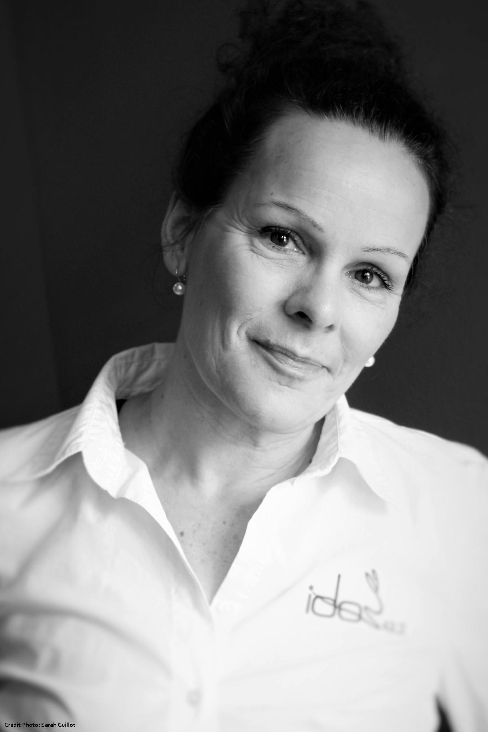 Isabelle Dos Santos, présidente