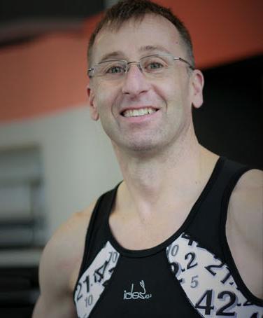 Terry Gehl, ambassadeur idos42.2